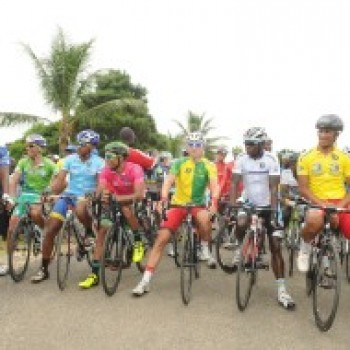 GABON WILL OPEN THE INTERNATIONAL CYCLING SEASON 2016