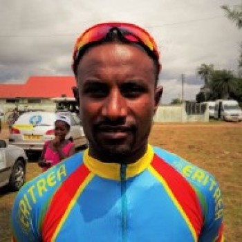 TESFOM OKUBAMARIAM WINS TROPHY FOR AFRICAN CYCLIST OF 2016