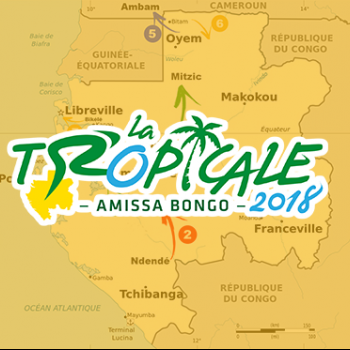 TROPICALE 2018 RACE ROUTE UNVEILED