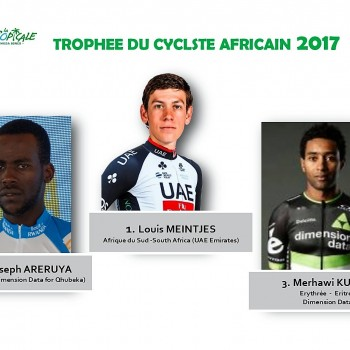 TROPHY OF THE AFRICAN CYCLIST 2017